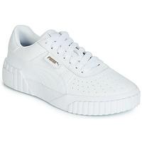 Chaussures Femme Baskets basses Puma CALI Blanc