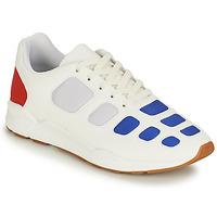 Schuhe Herren Sneaker Low Le Coq Sportif ZEPP Weiß / Blau / Rot