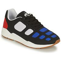 Schuhe Herren Sneaker Low Le Coq Sportif ZEPP Blau / Rot