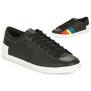 Schuhe Damen Sneaker Low Le Coq Sportif FLAG Bunt