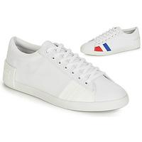 Schuhe Damen Sneaker Low Le Coq Sportif FLAG Weiß