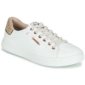 Scarpe Donna Sneakers basse Dockers by Gerli 44MA201-594 Bianco