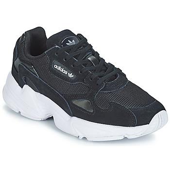 Chaussures Femme Baskets basses adidas Originals FALCON Noir
