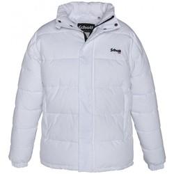 Vêtements Femme Doudounes Schott Doudoune    NEBRASKA W Blanc Blanc