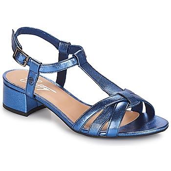 Chaussures Femme Sandales et Nu-pieds Betty London METISSA Bleu