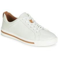 Chaussures Femme Baskets basses Clarks UN MAUI LACE Blanc