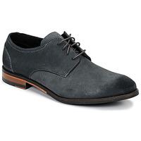 Chaussures Homme Derbies Clarks FLOW PLAIN Gris