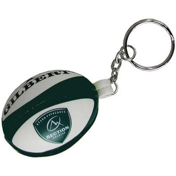Accessoires textile Porte-clés Gilbert Porte clés rugby - Section Pal Blanc