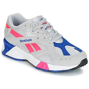 Schuhe Sneaker Low Reebok Classic AZTREK Beige / Blau
