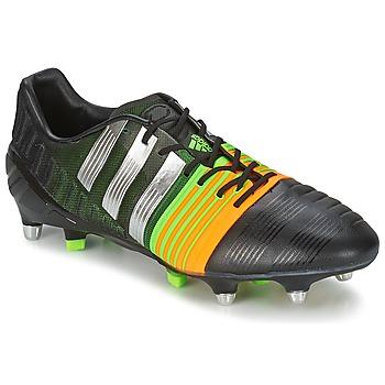 Schuhe Herren Fußballschuhe adidas Performance NITROCHARGE 1.0 SG Schwarz / Gelb