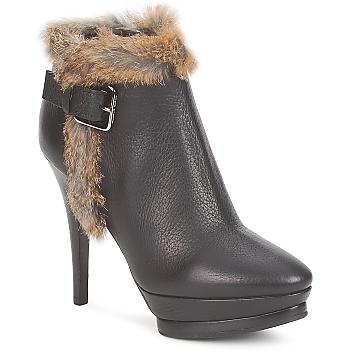 Chaussures Femme Low boots Alberto Gozzi BOTERO GADRO Noir