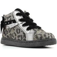 Chaussures Fille Baskets montantes Mod'8 655190 marron