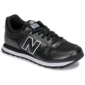 Schuhe Damen Sneaker Low New Balance GW500 Schwarz