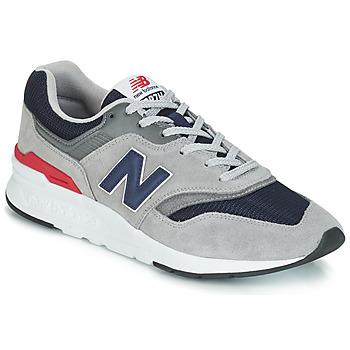 Scarpe Uomo Sneakers basse New Balance CM997 Grigio