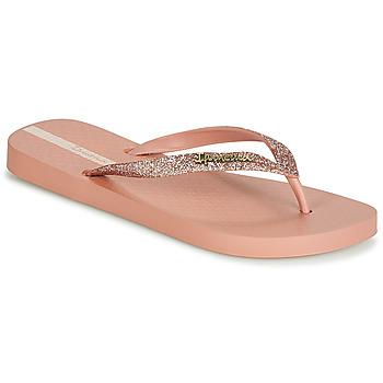 Schuhe Damen Zehensandalen Ipanema LOLITA III Rose