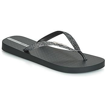 Schuhe Damen Zehensandalen Ipanema LOLITA III Schwarz
