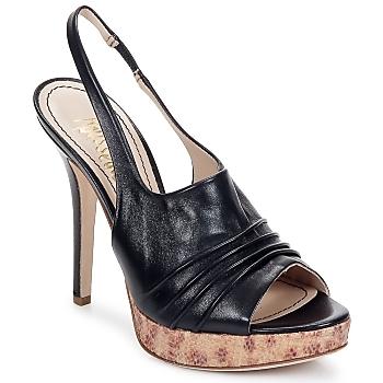 Schuhe Damen Sandalen / Sandaletten Jerome C. Rousseau CAMBER Schwarz