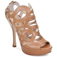 Schuhe Damen Sandalen / Sandaletten Jerome C. Rousseau ISY Kamel
