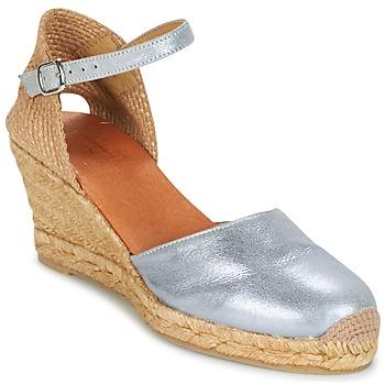 Chaussures Femme Sandales et Nu-pieds Betty London CASSIA Argenté