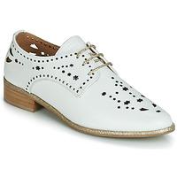 Schuhe Damen Derby-Schuhe André THADDEUS Weiss