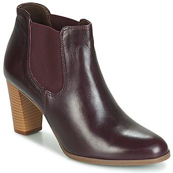 Chaussures Femme Boots André ROSIE BORDEAUX