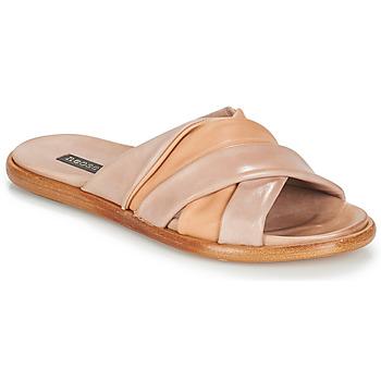 Schuhe Damen Pantoffel Neosens AURORA Beige