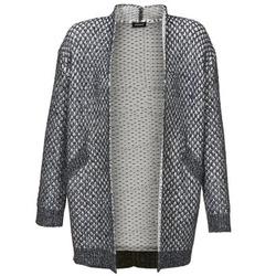 Vêtements Femme Gilets / Cardigans Kookaï CHINIA Marine