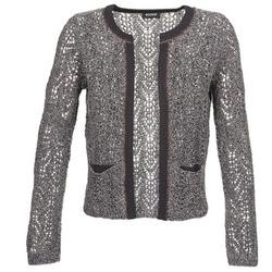 Abbigliamento Donna Gilet / Cardigan Kookaï TULICHE Marrone