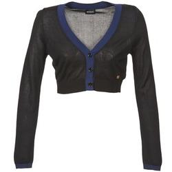 Abbigliamento Donna Gilet / Cardigan Kookaï BALOUE Nero