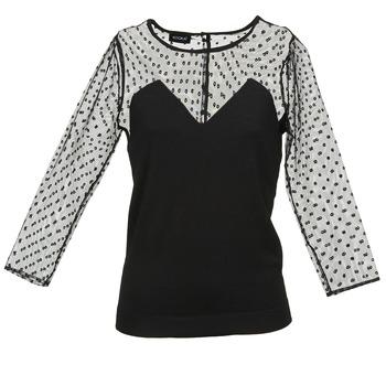 Abbigliamento Donna Maglioni Kookaï FERMULE Nero