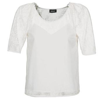 Abbigliamento Donna Top / Blusa Kookaï BASALOUI Bianco