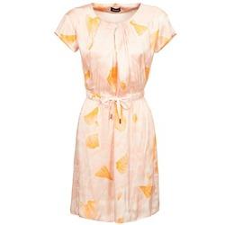 Vêtements Femme Robes courtes Kookaï VOULATE Rose / Jaune