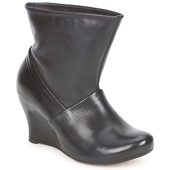 Chaussures Femme Bottines Vialis SILINI Noir