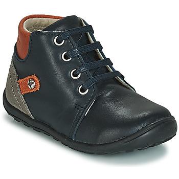 Schuhe Jungen Sneaker High André BAMBIN Marineblau