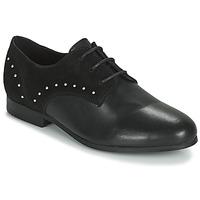 Schuhe Mädchen Derby-Schuhe André MELISSE Schwarz