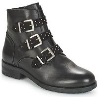 Chaussures Femme Boots André TITUS Noir