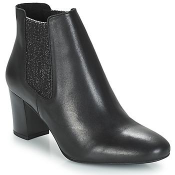 Chaussures Femme Boots André FONDANT NOIR