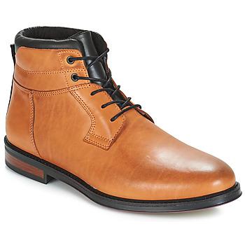 Schuhe Herren Boots André SINTRA Braun,