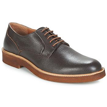 Schuhe Herren Derby-Schuhe André MAUI Braun,