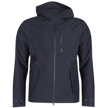 Kleidung Herren Jacken Geox TIRPIRA Marineblau