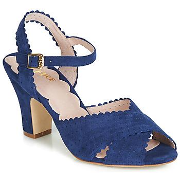 Chaussures Femme Sandales et Nu-pieds Miss L'Fire BEATRIZ Bleu