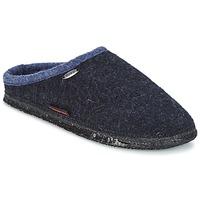 Schuhe Hausschuhe Giesswein DANNHEIM Marineblau