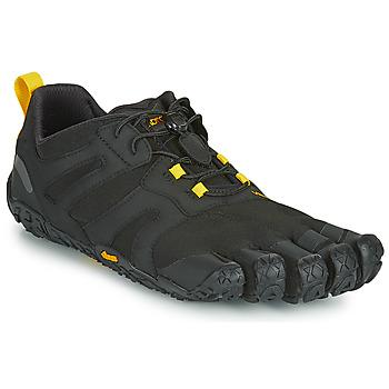 Chaussures Homme Running / trail Vibram Fivefingers V-TRAIL Noir / Jaune