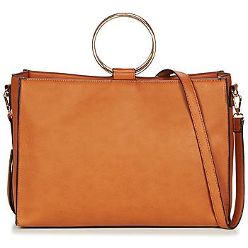 Borse Donna Tote bag / Borsa shopping André JANNA Camel