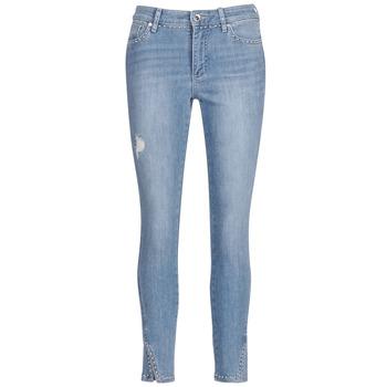 Kleidung Damen 3/4 & 7/8 Jeans Armani Exchange HELBIRI Blau / Hell