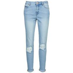 Kleidung Damen Slim Fit Jeans Noisy May KIM Blau / Hell
