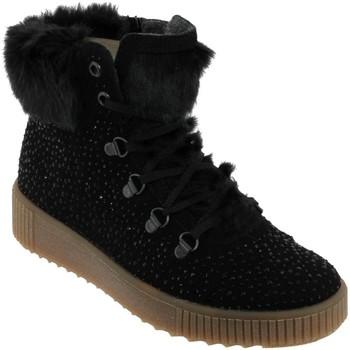Chaussures Femme Boots Rieker K7975 Noir