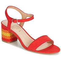 Chaussures Femme Sandales et Nu-pieds Ravel CLEMONT Orange