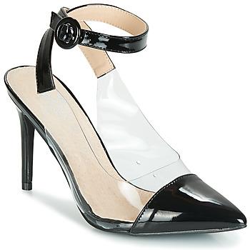 Schuhe Damen Pumps Cassis Côte d'Azur CRISTI Schwarz