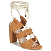 Schuhe Damen Sandalen / Sandaletten Cassis Côte d'Azur DON Braun